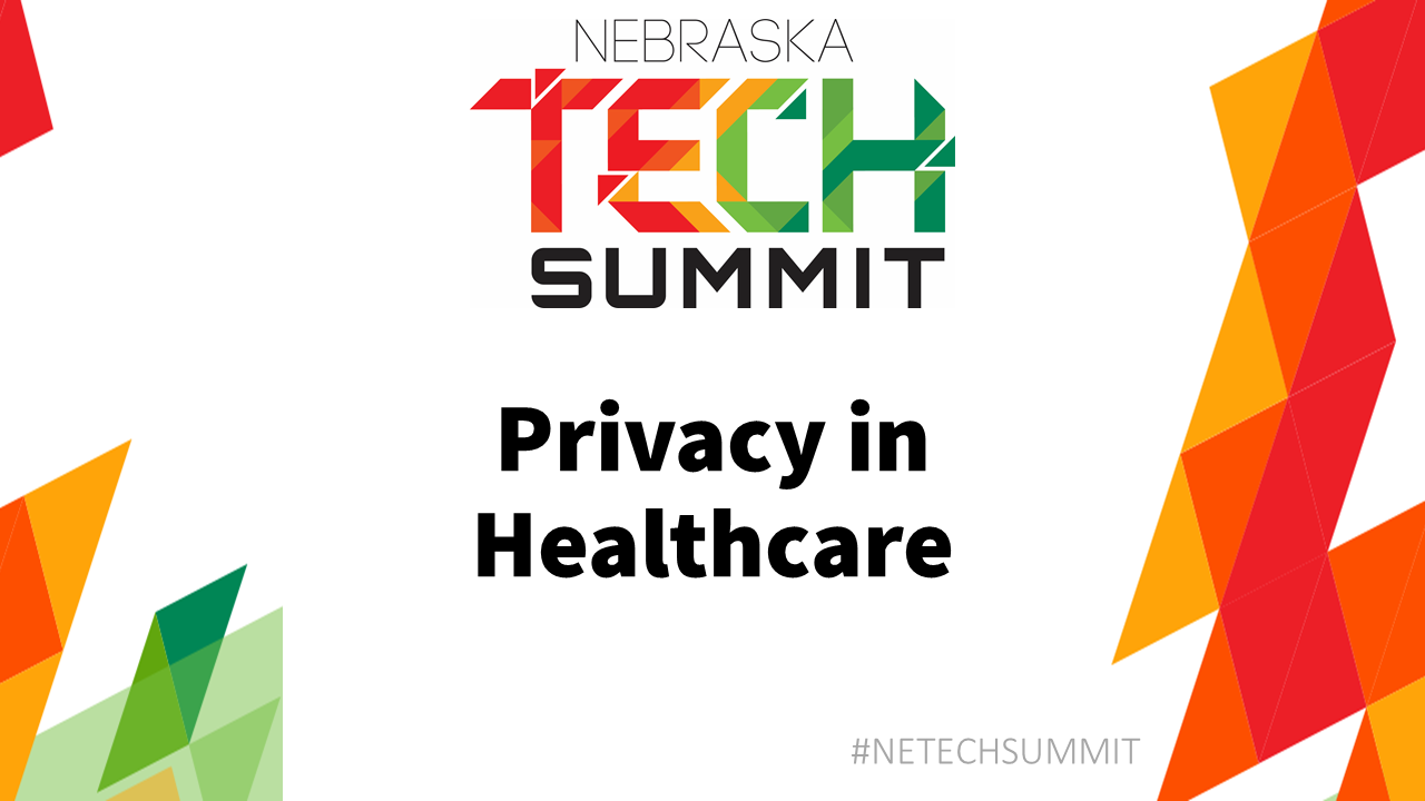 Privacy - Technology in Healthcare