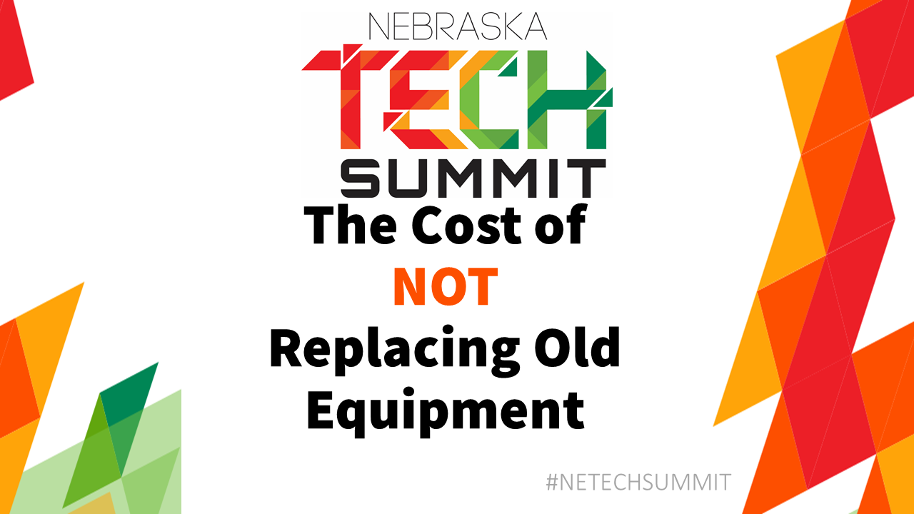 The Cost of Not Replacing IT Equipment