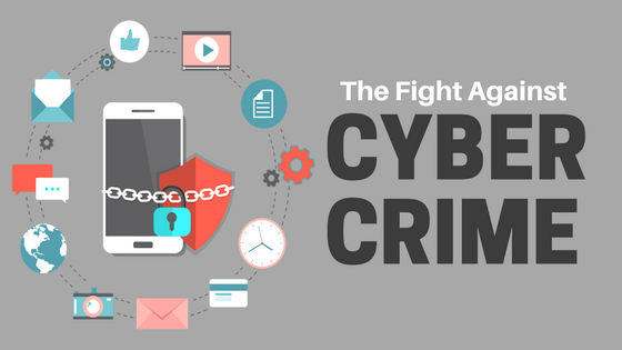 The Fight Against Cyber-Crime