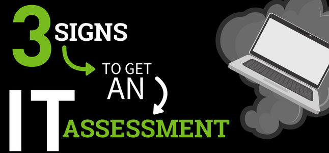 it assessment blog